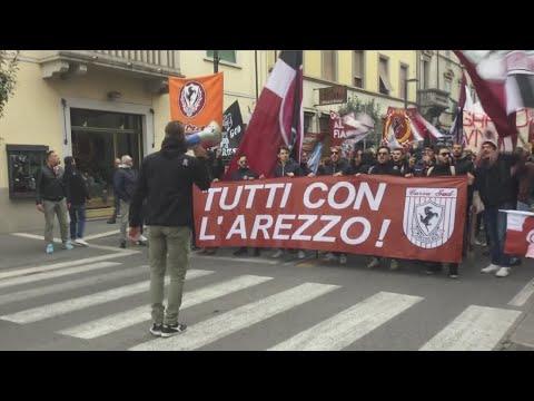 Arezzo-Ravenna: la prevendita virtuale di OA e Curva Minghelli