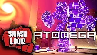 ATOMEGA Gameplay - Smash Look!