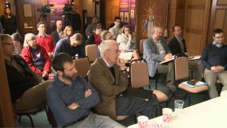 """Andrew Holmes - Discussant comments at """"The Gender of Apocalypse"""" 29th January 2016."""