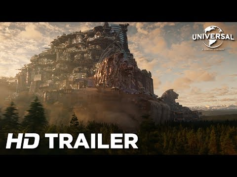 Máquinas Mortais - Trailer Oficial 2 (Universal Pictures) HD