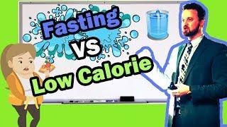 Fasting VS Calorie Restriction