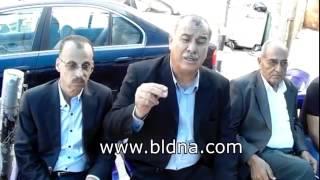 خيمة التواصل والسلام في كفر مندا