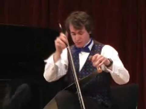 נגן המסור שנשמע כמו כינור - מדהים!