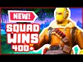 I NEED 400 WINS! Fortnite Marvel Season Massive Sub Games   Blitzwinger