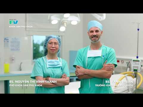 Khoa Sản – Bệnh viện FV