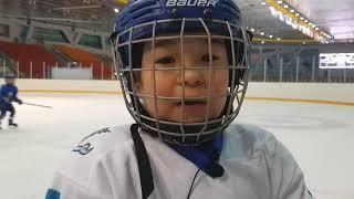 Интервью юного хоккеиста из команды Барыс 2011