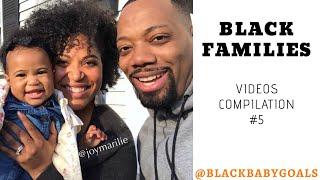 BLACK FAMILIES Videos Compilation #5 | Black Baby Goals