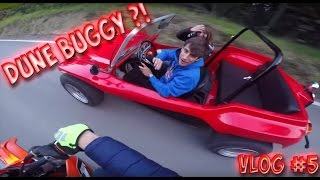Dune Buggy On The Road !?  [Vlog#5]