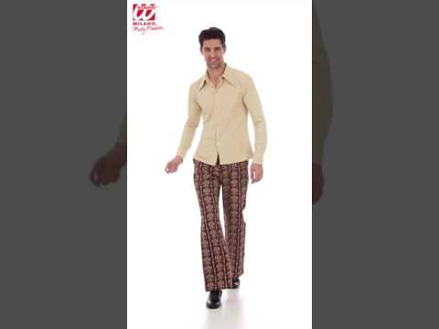 Widmann09048 Herren-Kostüm Hemd, beige