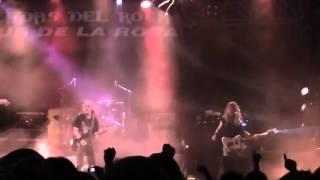 Baron Rojo # Caso perdido # Leyendas del Rock Fest 2011