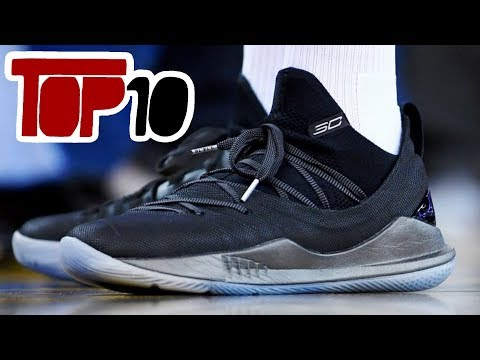 Nike Pg2 Playstation Unboxing · Top 10 NBA Signature Basketball Shoes of  2018