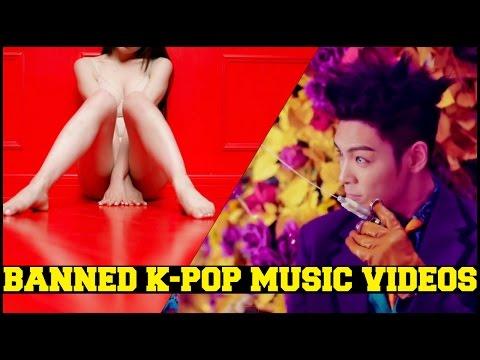 BANNED K-POP MUSIC VIDEOS - SEXY & BAD [Part 2]