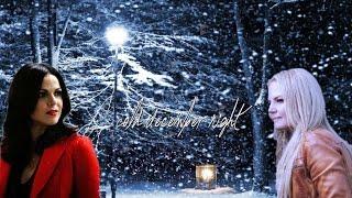Emma & Regina | Cold December Night | (Swan Queen)