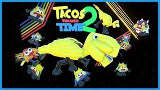 Tacos Through Time 2! Coaster Spotlight 347 #PlanetCoaster