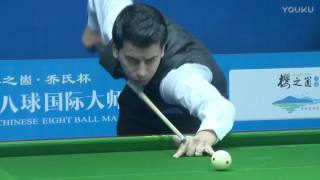 Jaouad Tabit (MOR) VS Zhang Jinchuan - World Chinese 8 Ball Masters Tour 2017-2018 Stop 1 Linyi