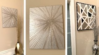 ZGallerie Inspired DIY || 💕 Wall Art || Decorate For Less 💕