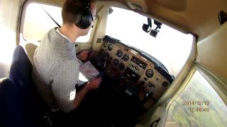 Learn to Fly - Qualifying Cross Country (Cambridge to Norwich) with Air Traffic Control (ATC)