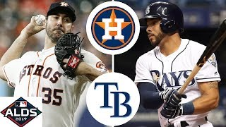 Houston Astros vs. Tampa Bay Rays Highlights | ALDS Game 4 (2019)