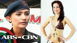 Pulis, kandidata sa Miss Earth Philippines