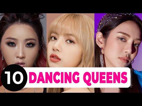 [TOP 10] KPOP DANCING QUEENS