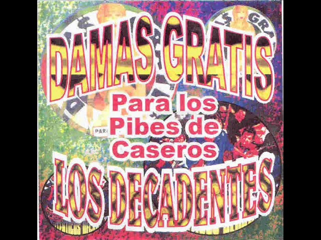 Top10Videos | DAMAS GRATIS CON LOS AUTÉNTICOS DECADENTES 06