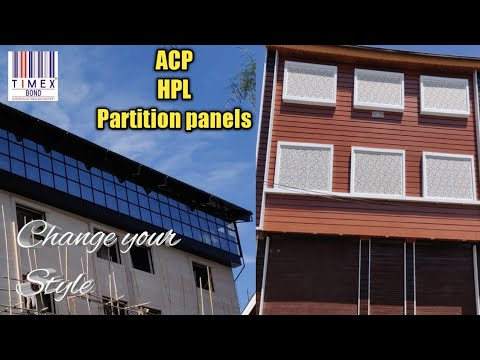 Timex Bond ACP HPL and Partition panels 2019.Full HD 1080p