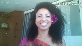 Youtube with Victoria Vives Divine Man. Divine Woman. ~ Healing Sexuality sharing on Become Your Divine Self