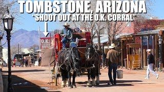 """TOMBSTONE, ARIZONA - """"SHOOT OUT AT THE O.K. CORRAL"""" ( FULL SHOW )"""