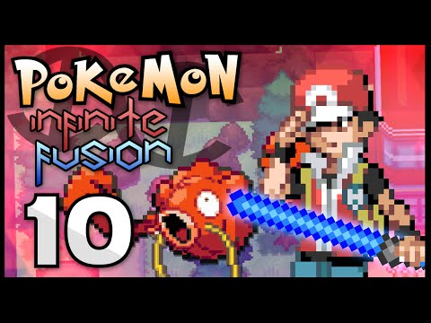 Pokemon infinite fusion custom sprites | clarexudcu's Ownd
