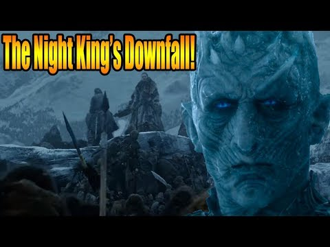 How To Defeat The Night King Has Been Revealed!