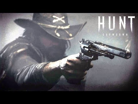 HUNT SHOWDOWN FIRST FULL GAME GAMEPLAY PART 1 & EXTRACTION!