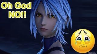 Why the internet can't handle Aqua's reveal — Kingdom Hearts 3 - dooclip.me