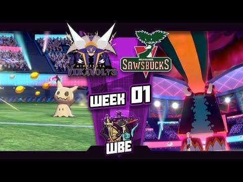DOWN TO THE WIRE😱💥! WBE Sword and Shield - Week 1