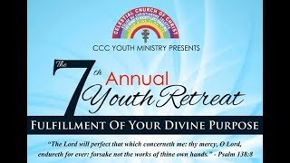 Celestial Church of Christ Youth Retreat USA 2019