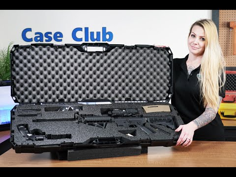 AR15 Rifle Carry Case - Featured Youtube Video