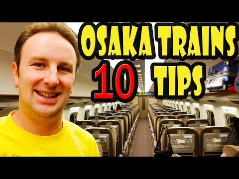 Download How to Ride Subway & Trains in Osaka Japan - 10 Tips! Mp4 HD Video and MP3