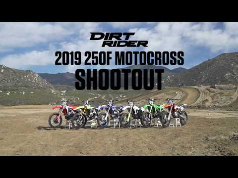 2019 250F MX Shootout