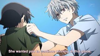 Mirai Nikki - Akise confesses to Yuki