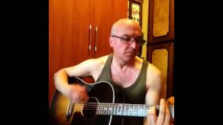 When I was young Eric Burdon acoustic guitar cover