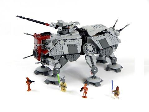 Vidéo LEGO Star Wars 75019 : AT-TE