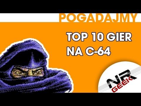 Pogadajmy #13 - Top 10 Gier Na Komodora