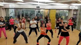 Nachan Farrate. Sonakshi Sinha. Shirls Dancercise.