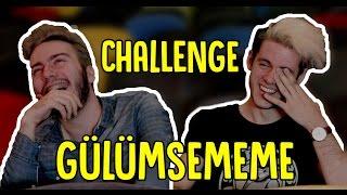 GÜLÜMSEMEME CHALLENGE /w Enes Batur