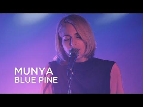 Munya Blue Pine First Play Live