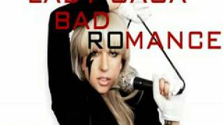 ?Lady Gaga - 2 Bad Romance Lyrics [HD+MP3 Download]?