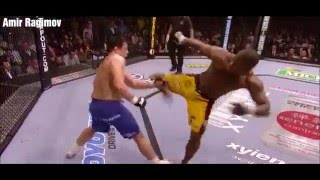 Лучшие моменты ММА \ The Best Moments of MMA #0