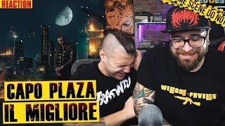 Capo Plaza   Ho Fatto Strada * REACTION * Arcade Boyz