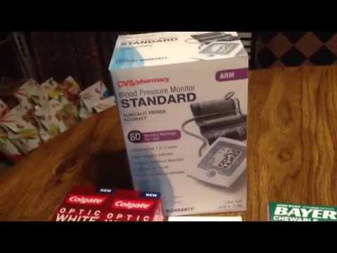 Bought A Blood Pressure Kit From CVS