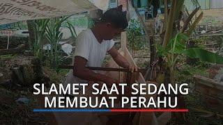 Slamet Nelayan di Kota Padang 'Jual Kreativitas' agar Dapur Tetap Mengepul