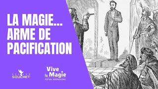 Vignette de Un pan d'Histoire peu connu, où comment Napoléon III missionne un magicien pour pacifier l'Algérie.